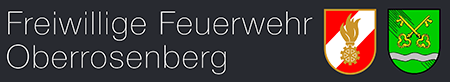 Freiwillige Feuerwehr Oberrosenberg Logo