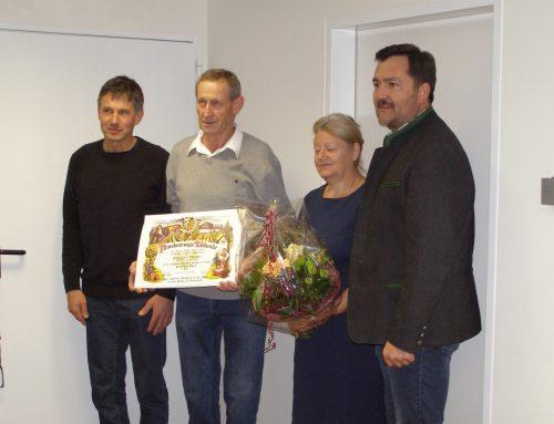 Geburtstag Franz Absenger