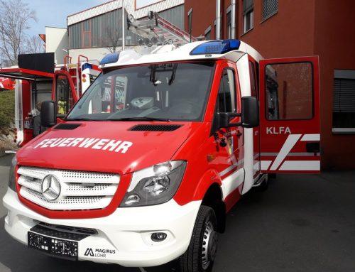 Spendenaktion FF Oberrosenberg